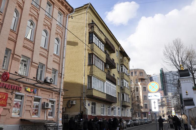Арест на дом Аннинский переулок консультации по жилищному праву Маршала Голикова улица