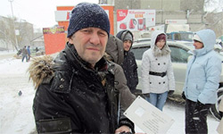 Курган присоединился к проекту «Последний адрес»