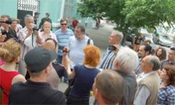 Сергей Пархоменко: про «Последний адрес», «Крымнаш», про чиновников и людей