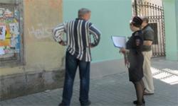 Таганрог стал первым городом, где украли табличку проекта «Последний адрес»
