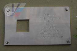На Арбате установили мемориальную табличку ректору ГЦОЛИФК 1931-1937 годов Семёну Фрумину