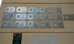 Решением особой тройки 16 табличек с именами жертв сталинского террора демонтированы по требованию трех «активных жильцов»