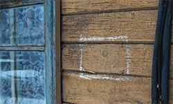 В Архангельске неизвестные сняли с дома табличку «Последнего адреса»