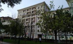 Москва, Чистопрудный бульвар, 9, строение 1