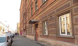 Санкт-Петербург, 2-я Красноармейская улица, 14