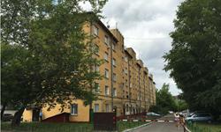 Москва, 4-й Новоподмосковный переулок, 3