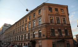 Санкт-Петербург, улица Блохина, 5