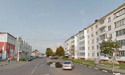 Белгородская область, поселок Борисовка