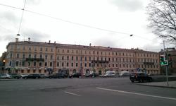 Санкт-Петербург, Галерная улица, 26