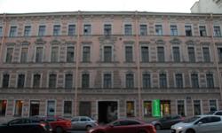 Санкт-Петербург, ул. Глинки, 3