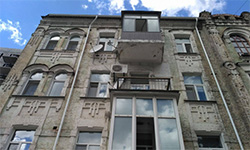 Киев, ул. Олеся Гончара, 36б