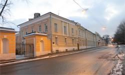 Москва, ул. Казакова, дом 18