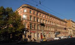 Санкт-Петербург, Кирочная, 8
