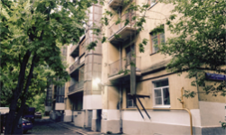 Москва, Красностуденческий проезд, 15