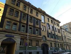 Москва, Большой Казенный переулок, 10, строение 1