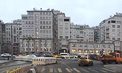 Москва, Серафимовича ул., 2