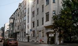 Москва, Померанцев переулок, 9