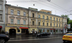 Москва, Старая Басманная, 7
