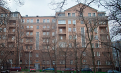 Москва, Новинский бульвар, 25