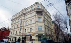 Москва, Петровский переулок, 5, строение 10