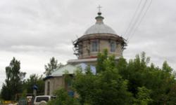 Нижегородская обл., Навашинский район, село Поздняково