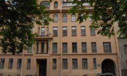 Санкт-Петербург, Большая Пушкарская улица, д. 39