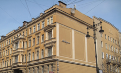 Санкт-Петербург, Маяковского улица, 3