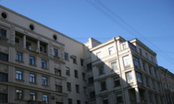 Санкт-Петербург, 8-я Советская улица, 9/13