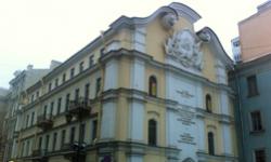 Санкт-Петербург, ул. Пестеля, 11