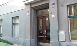 Прага, улица Элиашова 331/7