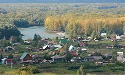 Алтайский край, село Сростки, ул. Советская, 115