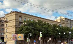 Санкт-Петербург, проспект Стачек, 23
