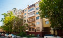 Москва, Старопименовский переулок, дом 16
