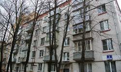 Москва, Старослободский переулок, 2
