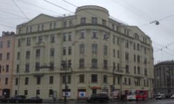 Санкт-Петербург, Суворовский проспект, 48