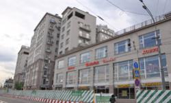 Москва, ул. Серафимовича, 2