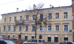 Санкт-Петербург, ул. Союза Печатников, 7