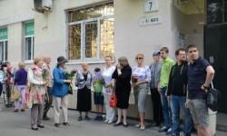 Проект «Последний адрес» в Екатеринбурге продолжает свою работу