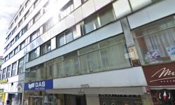 Чехия, Брно, улица Поштовска, 6 (Pasáž Alfa Poštovská 6)