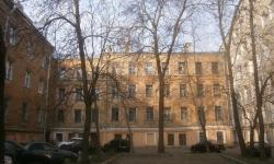 Санкт-Петербург, набережная Фонтанки, 117В