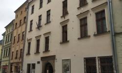 Чехия, Йиглава, улица Коменскего, 10