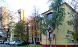 Москва, Красноказарменная улица, 12, строение 1