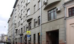 Москва, Лялин переулок, 8, строение 2