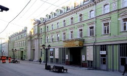 Москва, Никольская улица, 17