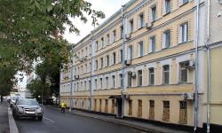 Москва, Озерковский переулок, 7, строение 1