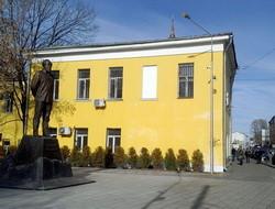 Москва, улица Александра Солженицына, 13
