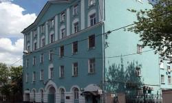 Москва, Старомонетный переулок, 33