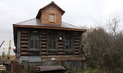 Москва, деревня Терехово, 81, строение 1