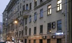 Москва, Трубниковский переулок, 26, строение 1