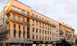 Москва, Тверская, 12, строение 1